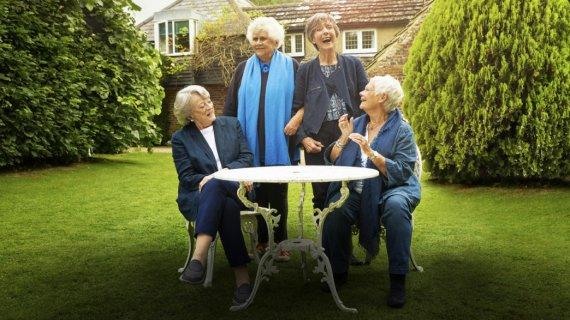 Te med damerne